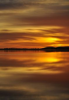 ~~RED SUN ... ~ Mediterranean Sea by ipon1~~
