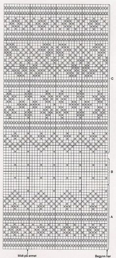 To all who knit, I give old ideas for new works – knitting charts Knitting Paterns, Fair Isle Knitting Patterns, Fair Isle Pattern, Knitting Charts, Knitting Stitches, Norwegian Knitting Designs, Celtic Cross Stitch, Fair Isle Chart, Cross Stitch Bookmarks