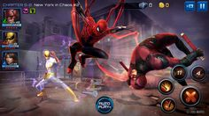 MARVEL Future Fight: captura de pantalla