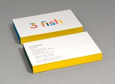 3 Fish in a Tree – New Brand Identity