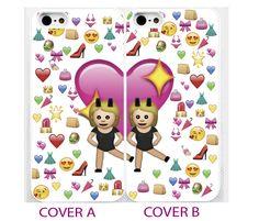 Cute BFF Emoji Phone Cases!