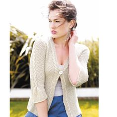 Knit a cable trim cardigan: free pattern  http://www.allaboutyou.com/craft/pattern-finder/knitting-patterns/knits-for-women/knit-a-cable-trim-cardi-free-pattern-48543