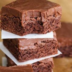 One Minute Easy Chocolate Frosting