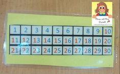Tras un ciclo completo trabajando la matemáticas con ABN , he recopilado una buena remesa de materiales, con los que favorecer el jueg... Maths Investigations, 9 And 10, Mathematics, Game, Diy And Crafts, Holiday Decor, School, Math, Venison