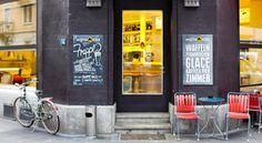 Brunch in Zürich Cafe Restaurant, Brunch Places, Coffee To Go, Lokal, Zurich, B & B, Retail Design, Best Hotels, Turkey