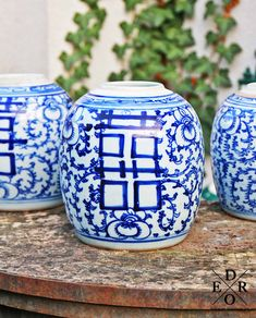 """Ingwertopf, antik """"Ginger"""" Dieser dekorative chinesische Topf stammt aus dem 19. Jahrhundert und diente als Gefäß zur Aufbewahrung von Ingwer. Jar, Vintage, Nice, Decor, Teeth, Traditional Wedding Presents, Chinese Culture, Handmade, Decorating"""