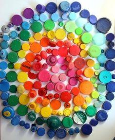 Plastic Bottle Cap Crafts Bottle Cap Crafts For ...