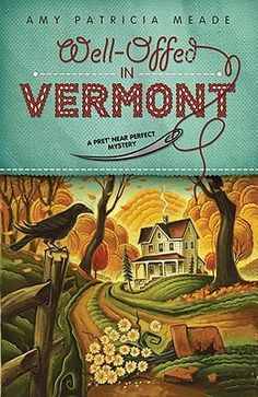 In a small-town in Vermont, tapestries expert Stella Thornton Buckley her husband, Nick, find a dead man, Allen Weston, in a well on their property. The police investigation forces the couple out of their lovely vintage farmhouse and—since the motels are packed with leafpeepers—into a less than luxurious deer camp. Stella and Nick decide to drive their Smart car all over the Vermont hamlet to question the quirky locals about Weston, a shrewd businessman who rubbed a lot of folks the wrong…