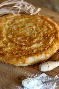 Banitsa - Traditional Bulgarian Recipe   196 flavors