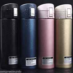 500ml #travel mug tea coffee water vacuum cup #thermos #bottle stainless steel,  View more on the LINK: http://www.zeppy.io/product/gb/2/252261683313/