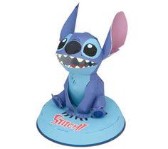 Papercraft - Disney Stitch From Little & Stitch   Papercraft4u   Free Papercrafts, Paper Toys, Paper Models, Gratis
