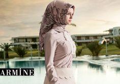 Armine Scarf Moda by Kamer Textile  型号 - TurkishFashion.net
