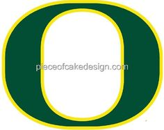 14 Sheet  University of Oregon Logo Birthday  Edible Image CakeCupcake Topper ** Be sure to check out this awesome product.