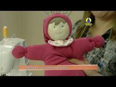 Mulher.com - 18/05/2016 - Naninha de cobertor - Vivi Prado PT2 - YouTube