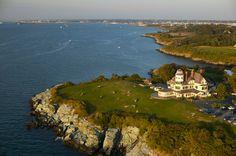 An Anniversary Getaway. Castle Hill Inn, Newport Rhode Island.