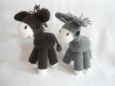 Donkey crochet