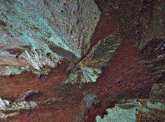 Aleación Cu-Al (11,8 % Al) moldeado en coquilla y calentada a 900ºC 1 hora x50 aumentos con Filtro Nomarski