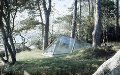 "Norman Foster & TEAM 4. ""Cockpit"". Pill Creek; Reino Unido. 1964"