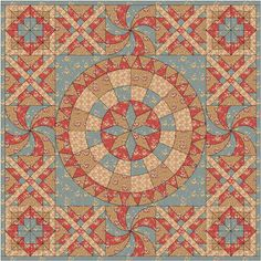 Esther's Quilt Blog: 'Hazel' my new free BOM for 2016 --  2 sizes offered for pieced Hazel and there will also be an applique quilt pattern undecided as yet -- starts January 15 -- must join Yahoo group found at blog