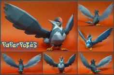pokemon 398 staraptor