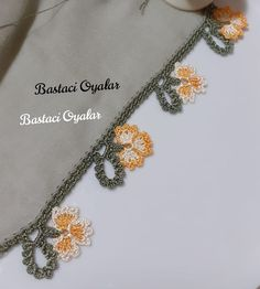 Crochet Lace Edging, Crochet Borders, Knit Crochet, Knitted Shawls, Knitted Poncho, Knit Shoes, Crewel Embroidery, Baby Knitting Patterns, Knitting Socks