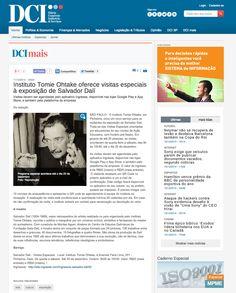 Instituto Tomie Ohtake oferece visitas especiais à exposição de Salvador Dalí