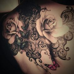 Good line work is key to a good tattoo. In fact good line work can often make or break what could be an amazing tattoo. Just as with blackwork and abstract tattoos, lace tattoos need a fine elemen...