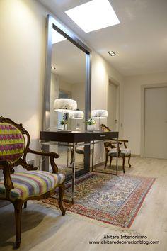 Abitare Interiorismo/Proyecto 2014/ Interiorista http://abitaredecoracionblog.com/planos-de-casa-distribucion-de-una-casa/