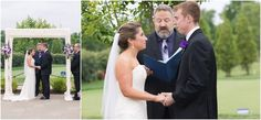 Purple wedding flowers: www.twinbrookfloraldesign.com #purpleweddings #weddingflowers #novaweddings Purple Wedding Arrangements, Purple Wedding Flowers, Country Club Wedding