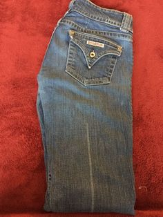 Hudson Boot Cut Denim Jeans Women's Sz 28* in Clothing, Shoes & Accessories, Women's Clothing, Jeans | eBay