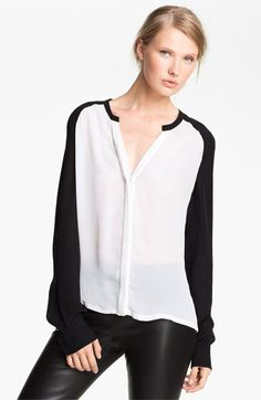 silk raglan from nordstrom