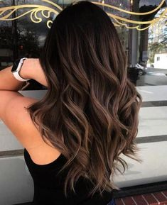 60 hairstyles with dark brown hair and highlights # ash brown balayage ombre ombre hair is as popular as balayage. - New Site - 60 hairstyles with dark brown hair and highlights # ash brown balayage ombre ombre hair is as p - Brown Hair Shades, Brown Blonde Hair, Brunette Hair, Brunette Ombre, Ashy Blonde, Blonde Shades, Dishwater Blonde, Cool Brown Hair, Dyed Hair Brown