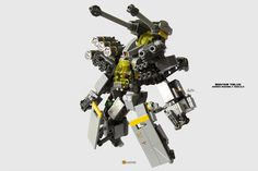 Buster Talos Mecha Ver2.2 | You have seen the designs. You h… | Flickr