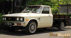 Restorasi Chevrolet LUV 1978 : Beginilah Nasib Mobil Peternak (Farmer Car)