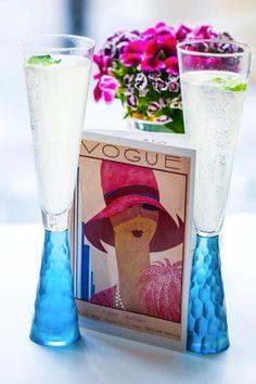 Hemsley And Hemsley: Kombucha Fizz Mocktail Recipe (Vogue.com UK)