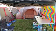 The Camping And Caravanning Site. Tips To Help You Get More Enjoyment From Camping Trips. Camping is something that is fun for the entire family. Whether you are new to camping, or are a seasoned veteran, there are always things you must conside Zelt Camping, Camping Bedarf, Camping Set Up, Camping Table, Camping Checklist, Beach Camping, Family Camping, Camping Setup Ideas, Camping Store