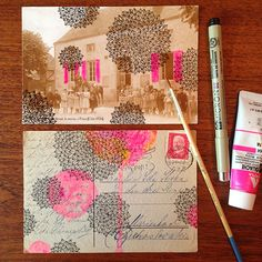 For Sale :: Art for Good Mail Day Show