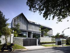 Gallery of 2 Holland Grove / A D LAB - 1