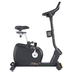 LifeCORE Fitness 1060UB Upright Exercise Bike Black Frame >>> Want to know more, click on the image. (Note:Amazon affiliate link)