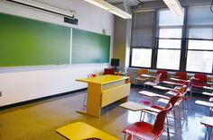 大きくきれいな教室ですね。LSIの詳しい情報はこちらから! http://www.ilisny.com/lsi