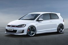 Oettinger Volkswagen Golf Gti Mk7 Fahrt Photo 9