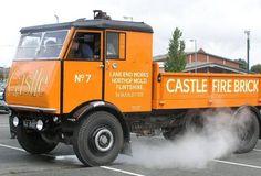 #Sentinel - Vintage lorry    ....... checkfred.com ..........
