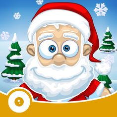 #AppyReview by Angie Gorz @AppyMall Holidays - 4 funny christmas games for kids Holidays - is a neat app for kids, which includes four Christmas games for kids to play. The games include a Christmas version of tic-tac-toe, which can be played alone or with a friend, another game, in which the child is show gift hiding in a sled, and they must keep track of it when the sleds move around. In Whack-a-Mole, hand eye coordination is test