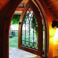 This is what I want my back door/dutch door to look like on my skoolie.