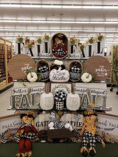 Hobby Lobby Fall Decor, Fall Home Decor, Holiday Decor, Autumn Display, Thanksgiving Decorations, Fall Decorations, Fall Table, Fall Collections, The Ranch