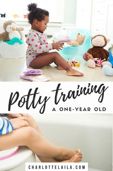 How to potty train a one year old. This post goes over how we taught out daughter to be potty trained in one week so that you can potty train your toddler quickly and easily too. 1 Year Old Girl, One Year Old, Parenting Done Right, Potty Training Tips, Thing 1, Peaceful Parenting, Tough Day, Ocean Themes, 1 Year Olds