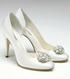 Zapatos de Novia Lamour - Benjamin Adams. Bridal Shoes