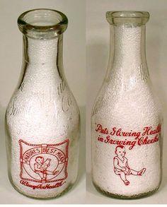 South St Louis Dairy St Louis, Missouri   Vintage 1944