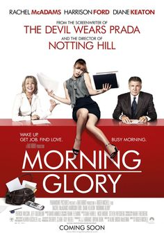 Morning Glory Movie 2010