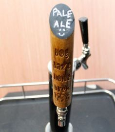 High quality custom tap handle with your favorite design for your homebrew or home decor. Price includes custom laser engraving. Our custom tap